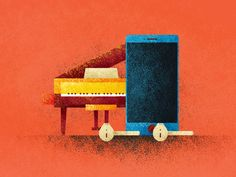 Music by Berin Catic #Design Popular #Dribbble #shots