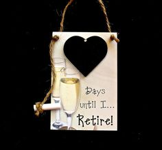 Know someone retiring early next year? 365-Day Countdown to Retirement ...