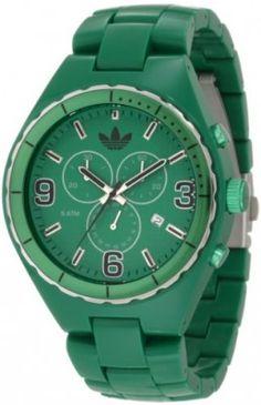 Relógio adidas Men's ADH2619 Cambridge Green Watch #Relógio #adidas