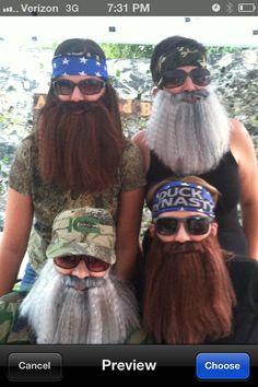 The beards # duck dynasty