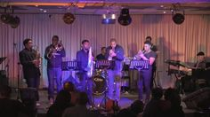 George Werner and The Little Giants Ensemble at Kaleidoscope Cafe - June...