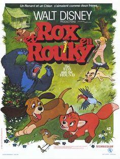 Rox et Rouky - Près de 700 paroles de chansons de Walt Disney !