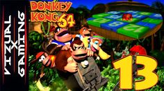 Donkey Kong 64 (#13) Too Easy, For Now