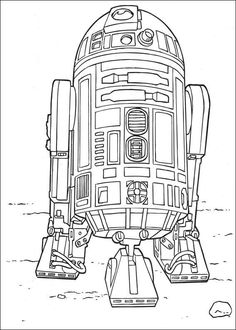 star wars coloring pages 25