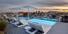 Yurbban Trafalgar Hotel, Barcelona, Spanien