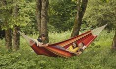 Possibly the worlds biggest hammocks? Maybe...