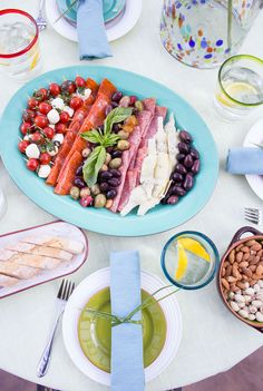 The Antipasto Dinner You'll Want to Eat All Summer! (No Cooking Necessary!)