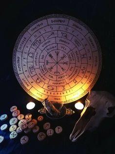 Norse Pagan, Celestial