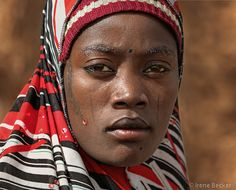 faces,Buduruwa by Iris (Irene Becker), via Flickr