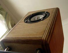 Design of Zaph's W3-871S Fullrange Monitors