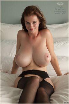 Big tits breast boobs france stockings