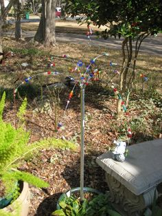 Another garden sparkler