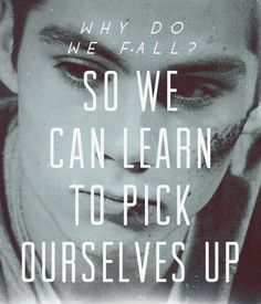 Teen Wolf ~ Stiles - Season 2 . . Why Do We Fall? So We Can Learn To Pick Ourselves Up