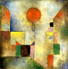 Paul Klee Red Balloon 1922 print for sale. Shop for Paul Klee Red Balloon 1922 painting and frame at discount price, ships in 24 hours. Cheap price prints end soon. Red Balloon, Balloons, Balloon Wall, Paul Klee Art, August Macke, Painting Prints, Art Prints, Ballon Painting, Painting Art