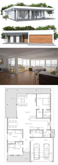 Plan de Maison, Maison, Huisplan, Husplan, Litet hus Casa - plan de maison design