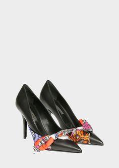 74911fdbf70 12 Best Versace heels images | Heels, Shoe boots, Shoes heels