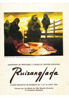 Ruizanglada Catalogo - 1978 Casino Bellevue Biarritz France by Ruizanglada Pintura via slideshare