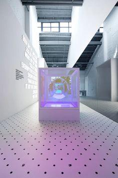 Sound Installation, Artistic Installation, New Museum, Kids Museum, Glass Museum, Mirror Maze, Glass Brick, Soft Flooring, Exposed Brick Walls