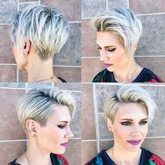 Super Short Layered Hairstyle 2017 - Styles Art