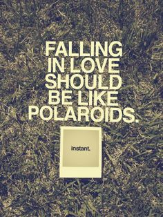 """""""Love is a Polaroid"""" Imagine Dragons The Words, All You Need Is Love, My Love, Youre My Person, Wise Person, Poster S, Hopeless Romantic, Beautiful Words, Words Quotes"""