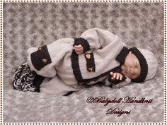 FREE 'On Safari' Boys Set 16-22 inch doll/newborn/0-3m baby