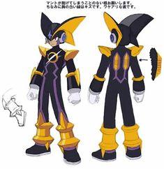 SoloNavi Forte.exe | Megaman Trans