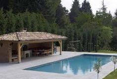 pool house bois - Recherche Google