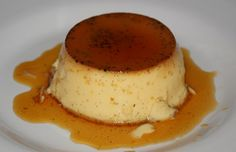 Vanille flan - More than cooking