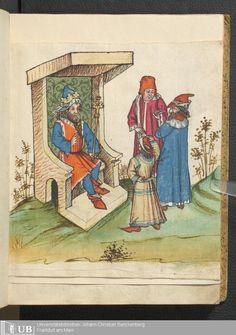 12 [4r] - Ms. germ. qu. 13 - Salman und Morolf - Page - Mittelalterliche Handschriften - Digitale Sammlungen [S.l.], [1479; 15. Jh. 2. Drittel]