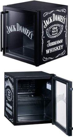 Jack Daniel's: Mini fridge