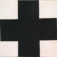 Black Cross - Kazimir Malevich