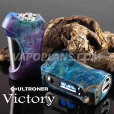 Box 60w Ultroner Victory - 96,60€ fdp in vapoplans.com