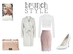 """""""Brunch Style"""" by iris-22 ❤ liked on Polyvore featuring WearAll, Chicwish, Chanel, Stuart Weitzman and Reiss"""