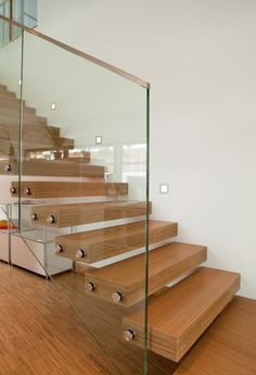 Best Bamboo Flooring Installation for Staircase — House Home Decor