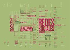 Hipertexto : Redes sociales/ tecnología on Behance