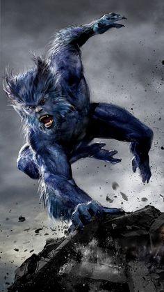 Beast by uncannyknack on DeviantArt