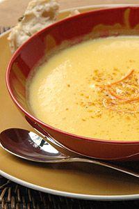 Butternut & Sweet Potato Soup-INA PAARMAN