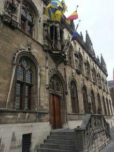 City hall Kortrijk - Belgium