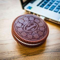 Ideaal voor op het werk #altijdtesnelkoud :-) USB kopjesverwarmer Hot Cookie