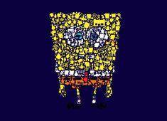 Incredible Illustrators Kwan Spongebob