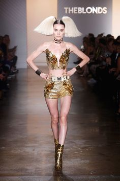 The Blonds Spring 2016 Ready-to-Wear Collection  - ELLE.com