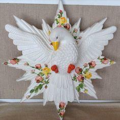 Resultado de imagem para divino espirito santo em resina