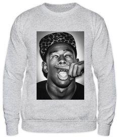 Tyler The Creator Golw Wang OFWGKTA Odd Future Blows Coke Unisex Sweatshirt: Amazon.co.uk: Clothing