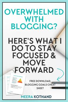 Are you setting blog