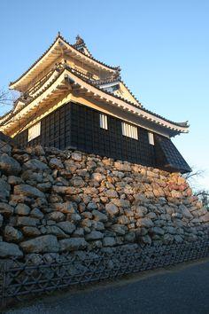 Hamamatsu Castle #Samurai #Castle Tokugawa Ieyasu, Hamamatsu, Japanese Castle, Japanese Architecture, Kyoto Japan, Samurai, The Outsiders, Sunrise, Rising Sun
