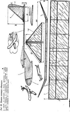 PDF Plans Schematics For Balsa Wood Glider Download plans
