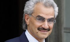 Billionaire Prince Alwaleed bin Talal 11 princes arrested | Daily Mail Online