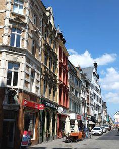 Kölner Südstadt | Severinsstrasse | Vringsveedel | waseigenes.com