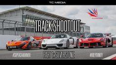 Track Shootout - P1 v LaFerrari v 918 Spyder [Part 1/3]