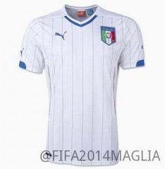 maglia italia mondiali 2014 seconda